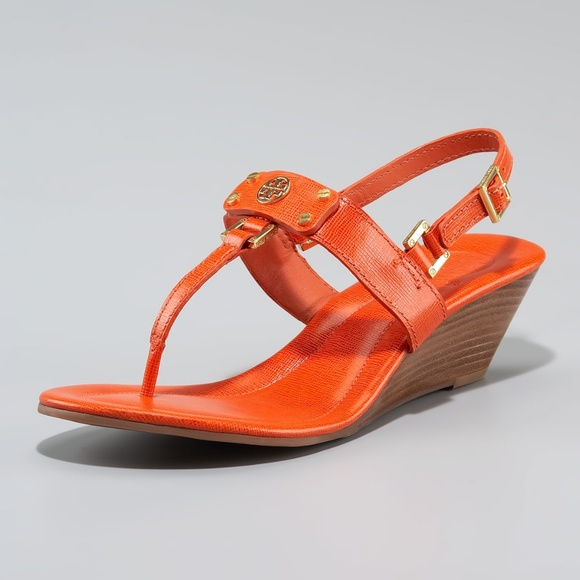 8ade054a3 Tory Burch Robinson Demi Wedge Sandal Size 7.5. M_5a88c62ea825a6bac39f41e3